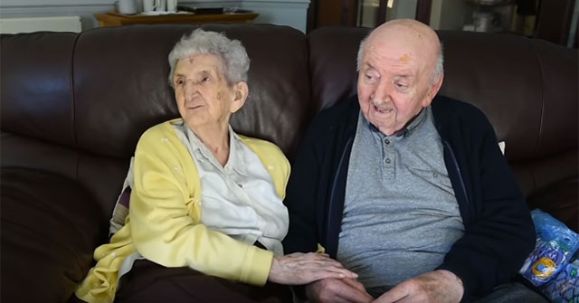 98-Year-Old Mother Moves into Retirement Home to Take Care of 80-Year-Old Son