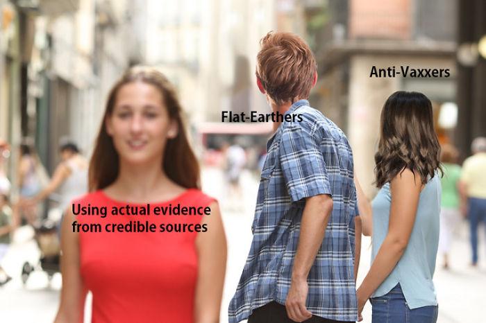 anti-vax memes